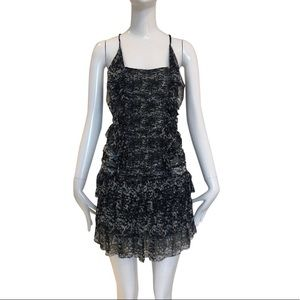 Etoile Isabel Marant Silk Printed Dress